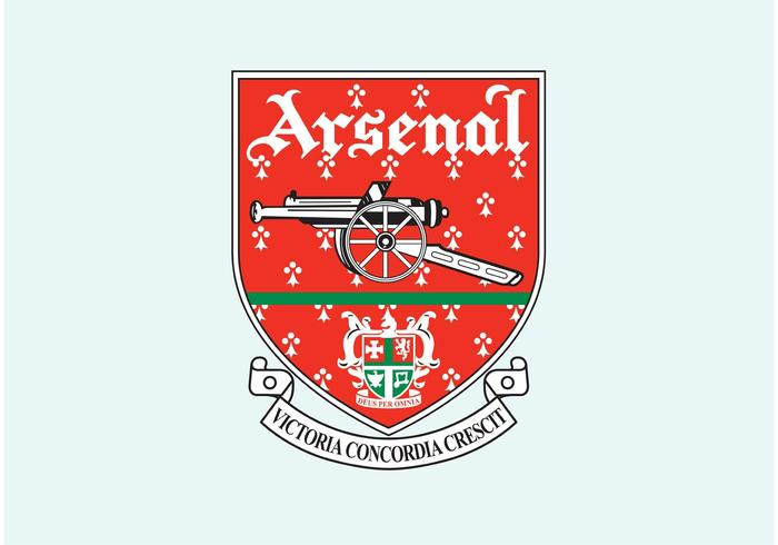 Arsenal Fc Vector PNG - 112564