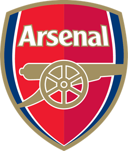 Arsenal FC Logo Vector - Arsenal Fc Vector PNG