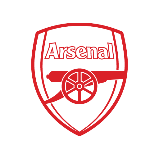 Arsenal logo - Arsenal Fc Vector PNG