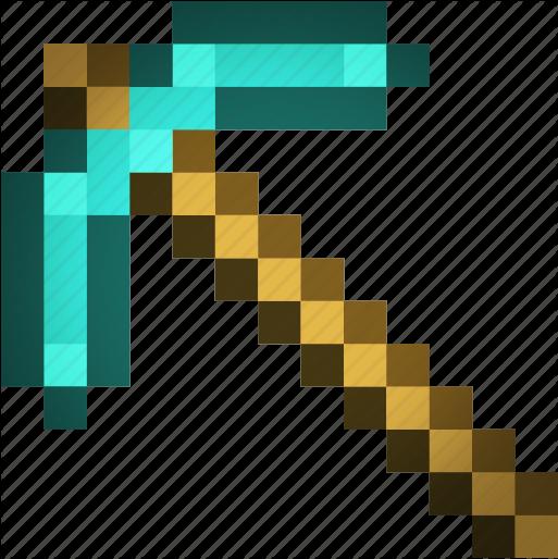 art, axe, craft, mine, minecraft icon - Minecraft PNG