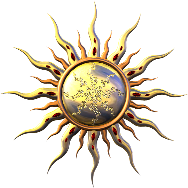 Sun PNG by PVS by pixievamp-stock PlusPng.com  - Art Of Sun Logo PNG