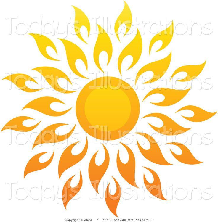 Art Of Sun Logo Vector PNG - 102079