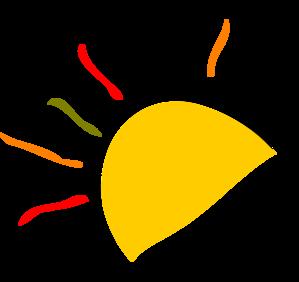 Sun Logo Clip Art - Art Of Sun Logo Vector PNG