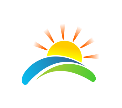 Sun Logos #1877149 - Art Of Sun Logo Vector PNG