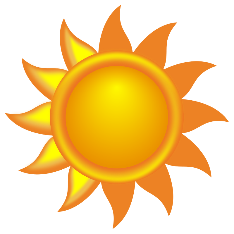 Sun PNG Free Download - Art Of Sun PNG
