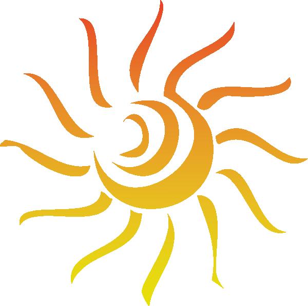 Sun Rays Clip Art at Clker pluspng.com - vector clip art online, royalty free u0026  public domain - Art Of Sun PNG