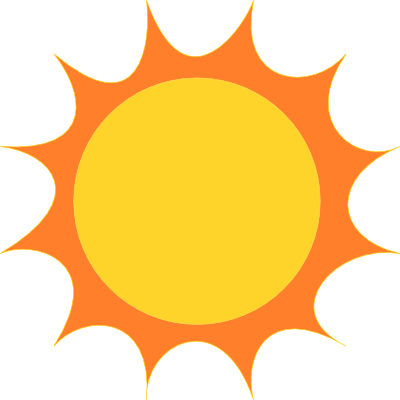 Sunshine Cliparts #278396 - Art Of Sun PNG