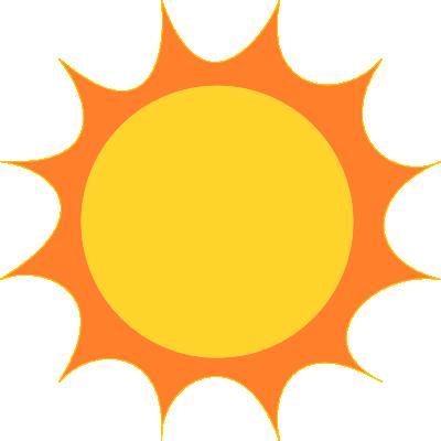 Sunshine Cliparts #278396 - Art Of Sun PNG