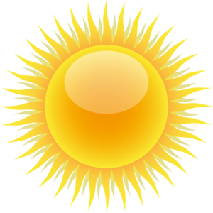 Free vector sun clipart - Art Of Sun Vector PNG