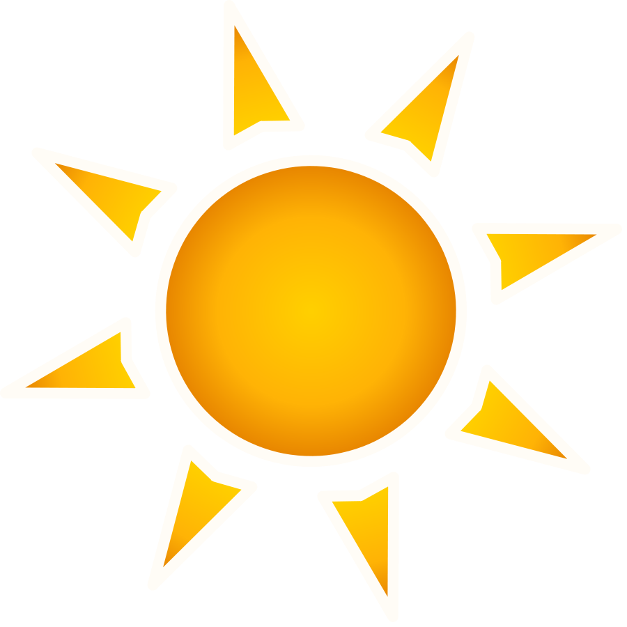 Art Of Sun Vector PNG