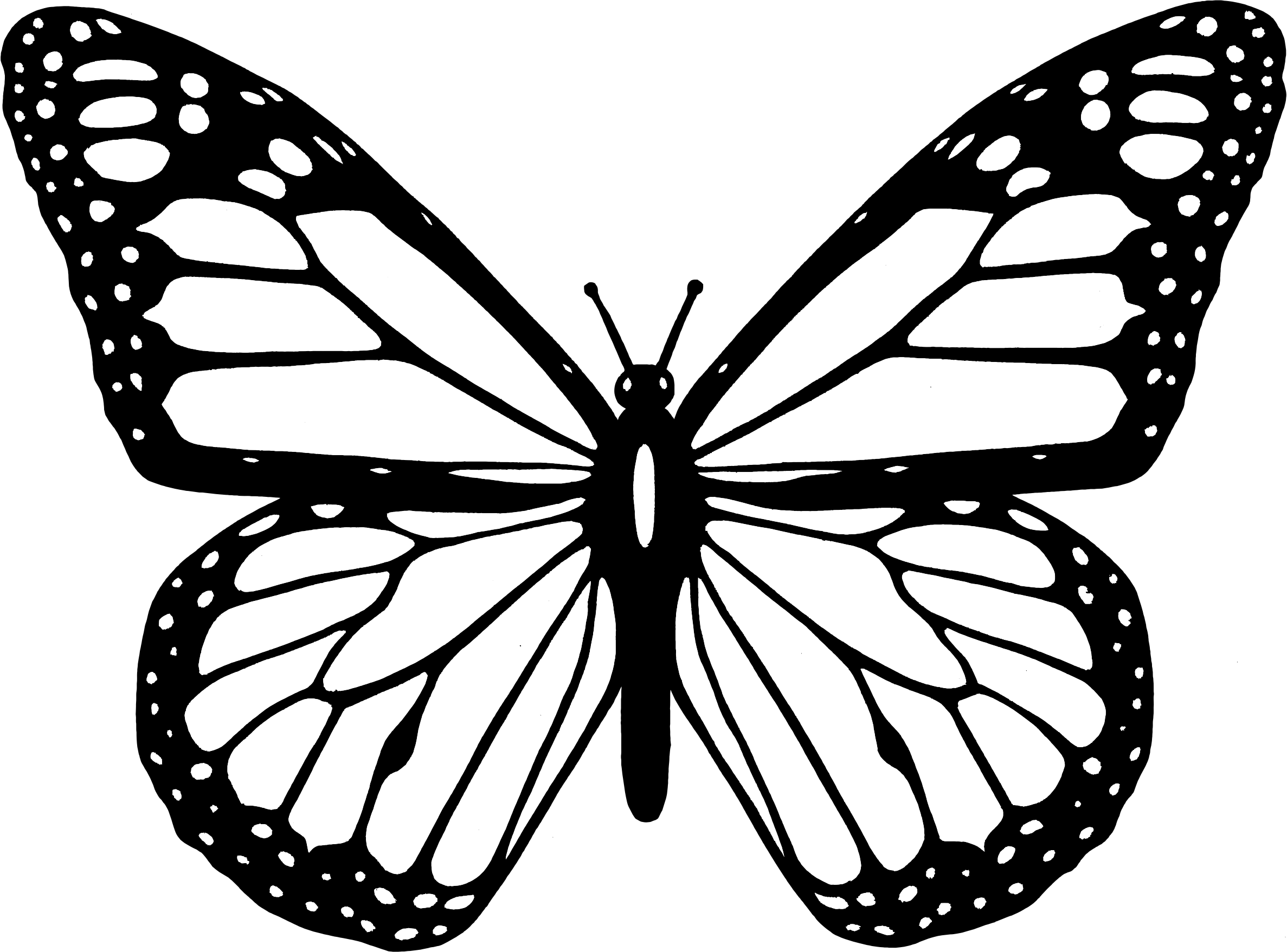 Art PNG Black And White - 159503