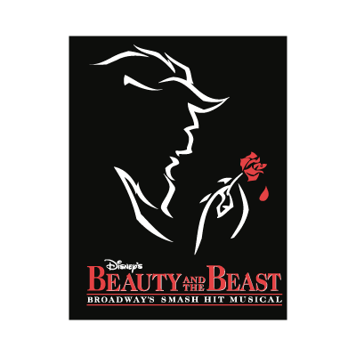Beauty and the Beast vector logo - Arthimoth PNG