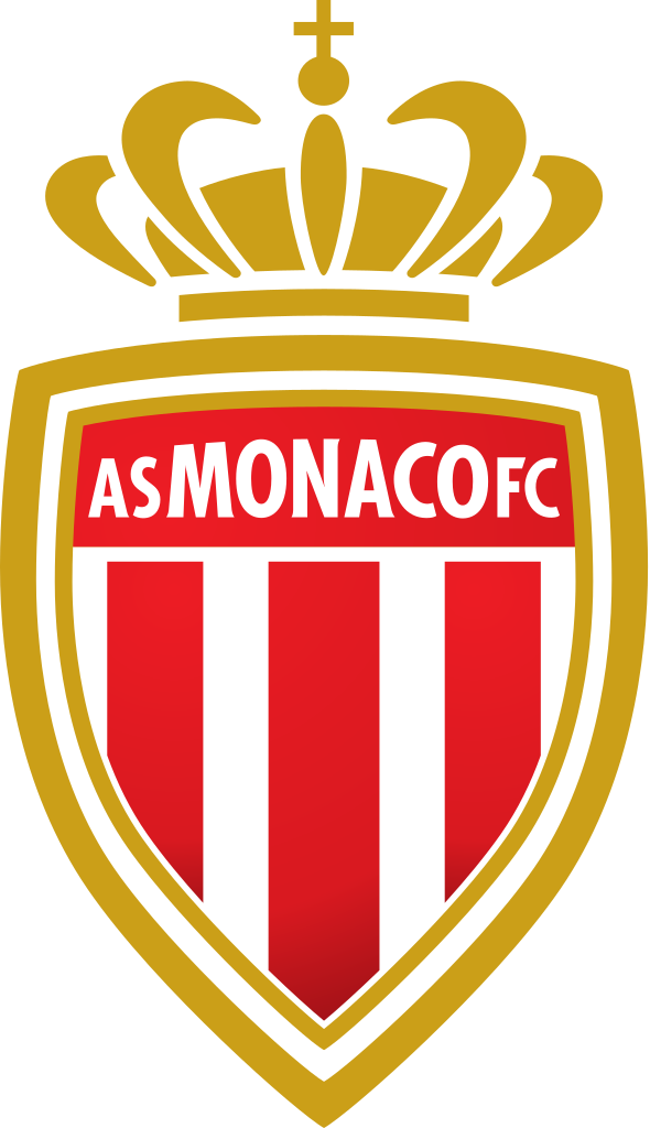 AS Monaco FC.svg - Monaco PNG