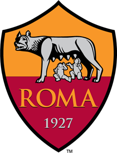 As Roma Club Logo Vector PNG