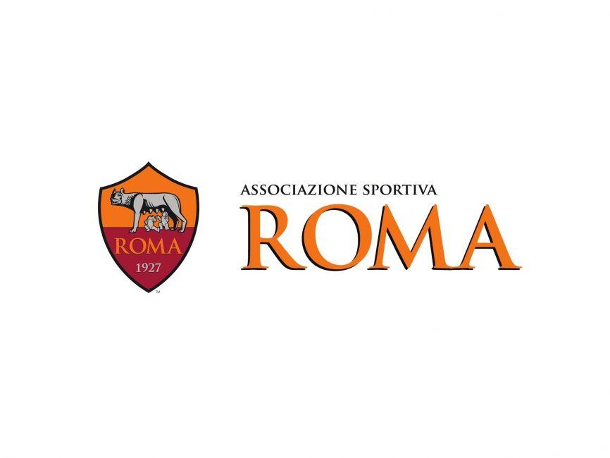 AS Roma Vector Logo - As Roma Club Logo Vector PNG