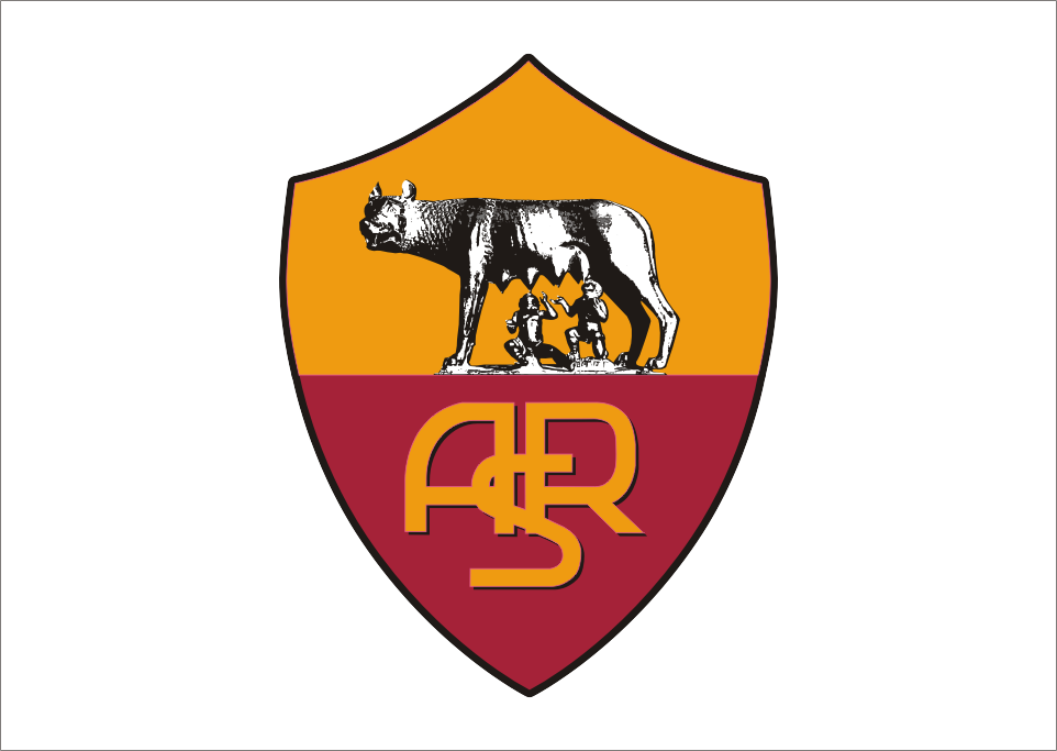As Roma Club Logo Vector PNG Transparent As Roma Club Logo ...