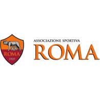 As Roma Club Logo Vector PNG - 97783
