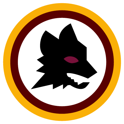 Report - As Roma Club Logo Vector PNG