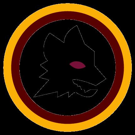 As Roma Club Logo Vector PNG - 97788