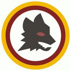 AS Roma crest. - As Roma Club Vector PNG