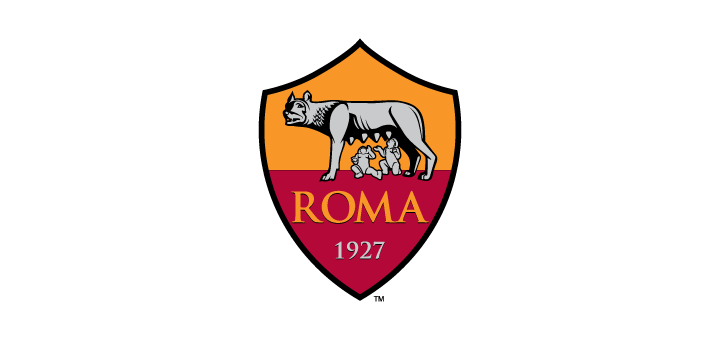AS-ROma-Vector-Logo - As Roma Club Vector PNG