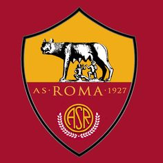 Idea for new as roma footbal club logo - As Roma Club Vector PNG