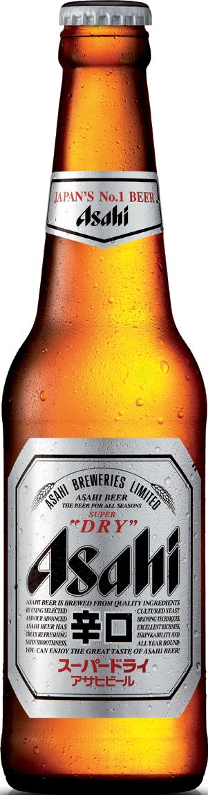 Asahi Breweries PNG-PlusPNG.com-301 - Asahi Breweries PNG