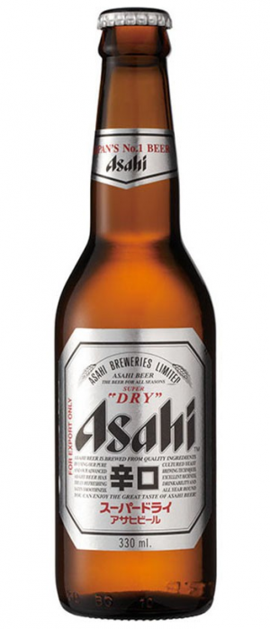 Asahi Super Dry - Asahi Breweries PNG