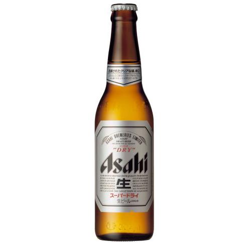 ASAHI SUPER DRY 630 ML BOTTLE Image - Asahi Breweries PNG