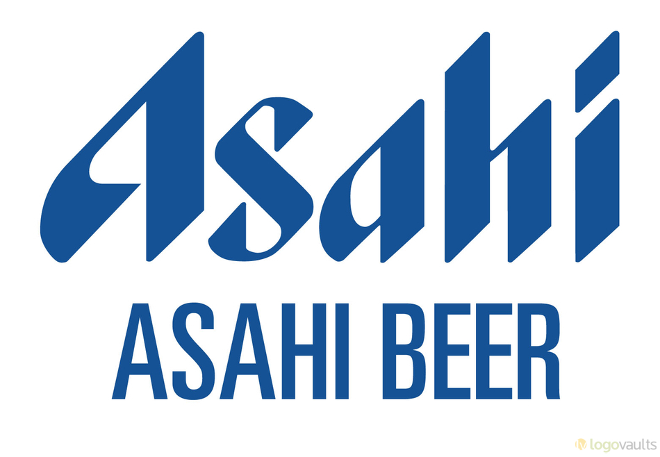 Asahi Breweries Vector PNG