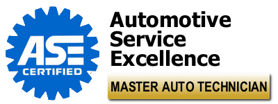 ASE Certified MASTER Technicians - Ase Certified Logo PNG