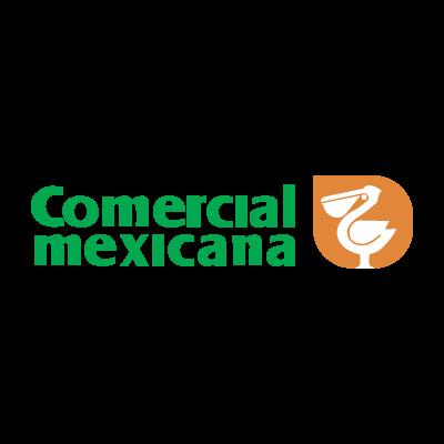 Comercial Mexicana logo vector . - Asec Park Logo Vector PNG - Asec Park Vector PNG