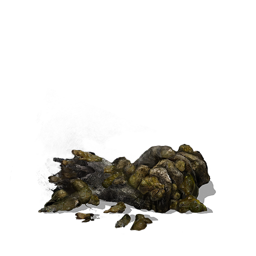 Excrement-covered Ashes.png - Ashes PNG