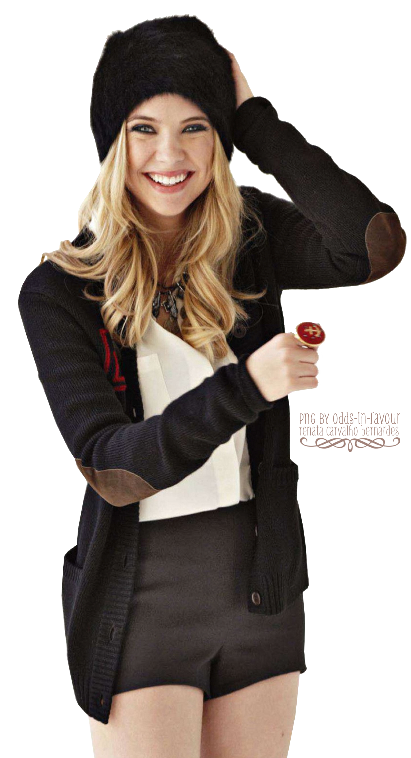 BeautyForeverr 79 3 PNG 03-Ashley Benson by odds-in-favour - Ashley Benson PNG