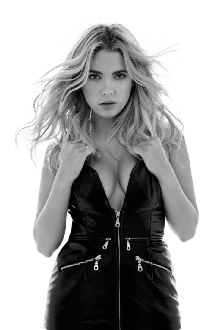 PNG - Pretty Little Liars - Ashley Benson by Andie-Mikaelson PlusPng.com  - Ashley Benson PNG