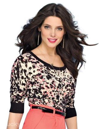 Ashley Greene Photoshoot PNG by Photoshopement PlusPng.com  - Ashley Greene PNG
