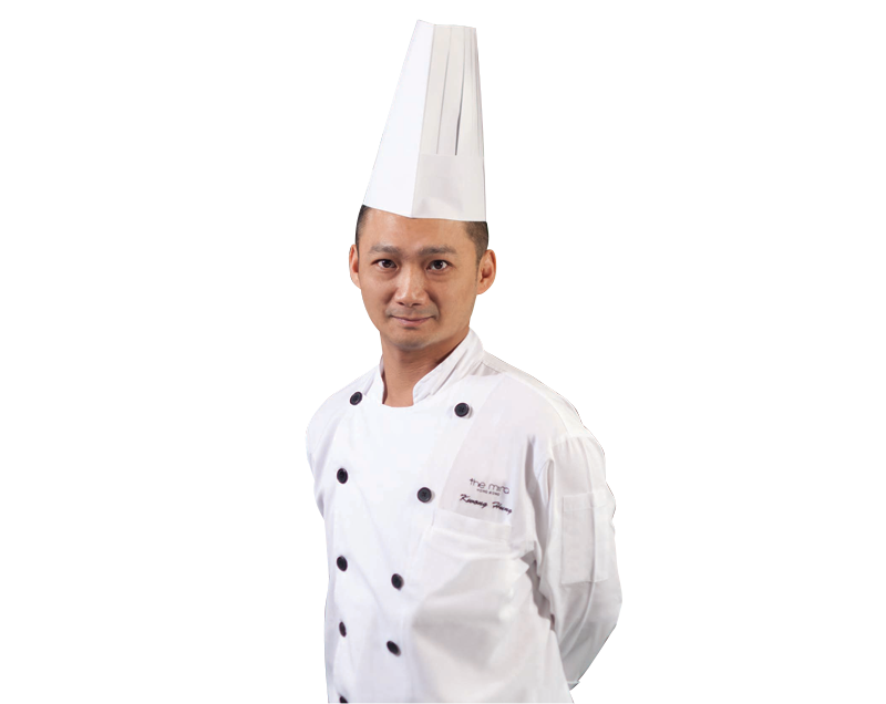 Chef PNG - Asian Chef PNG