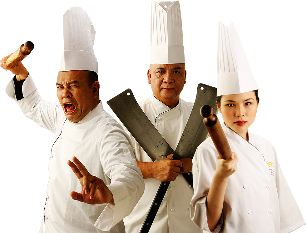 COP 2011 is a uniquely focused 3-day festival of competitions, tastings and  celebrity chef appearances. It will be held on February 10, 11 and 12, PlusPng.com  - Asian Chef PNG