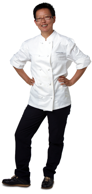 Meet the Chefs - Patricia Yeo - Asian Chef PNG
