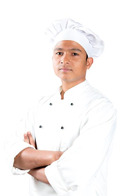 Ravi - Asian Chef PNG