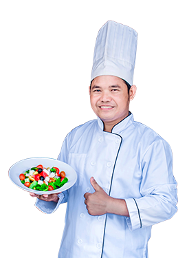 . PlusPng.com with a wide variety of Asian and Western dishes that will leave you  spoilt for choice u2013 from an extensive breakfast to a set menu lunch and  dinner. - Asian Chef PNG