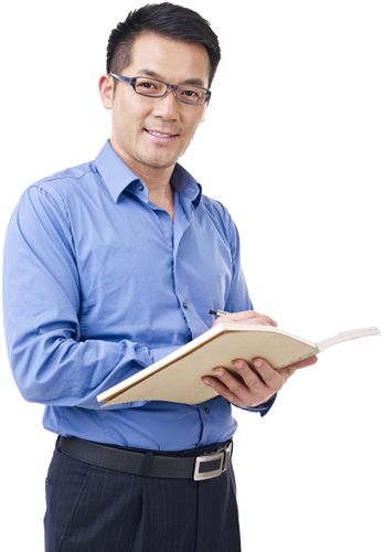 Middle-aged-asian-man.png - Asian Guy PNG