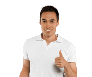Non-Surgical Options For The Asian Nose - Asian Guy PNG
