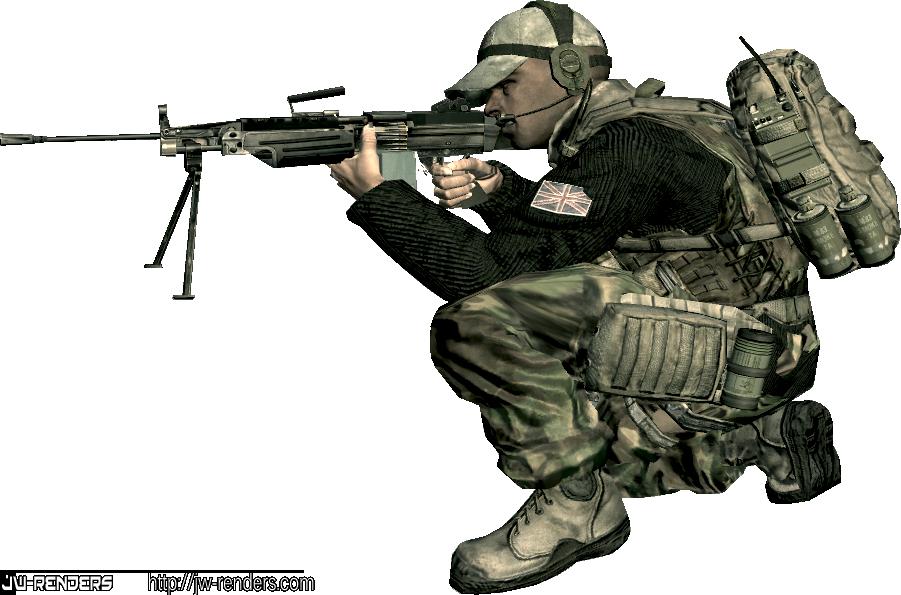 Personal Noobkilla34 1 SAS soldier.png - Asker PNG