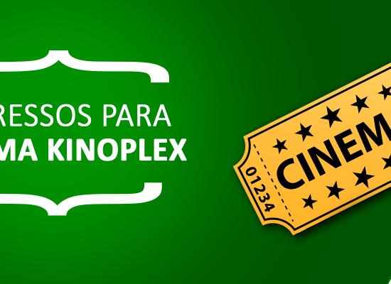 Cineticket para o cinema Kinoplex chegou na ASMPF. - Asmpf Logo PNG