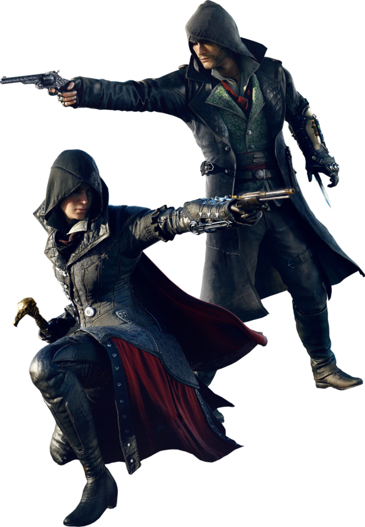 Assassin Creed Syndicate PNG-PlusPNG.com-744 - Assassin Creed Syndicate PNG