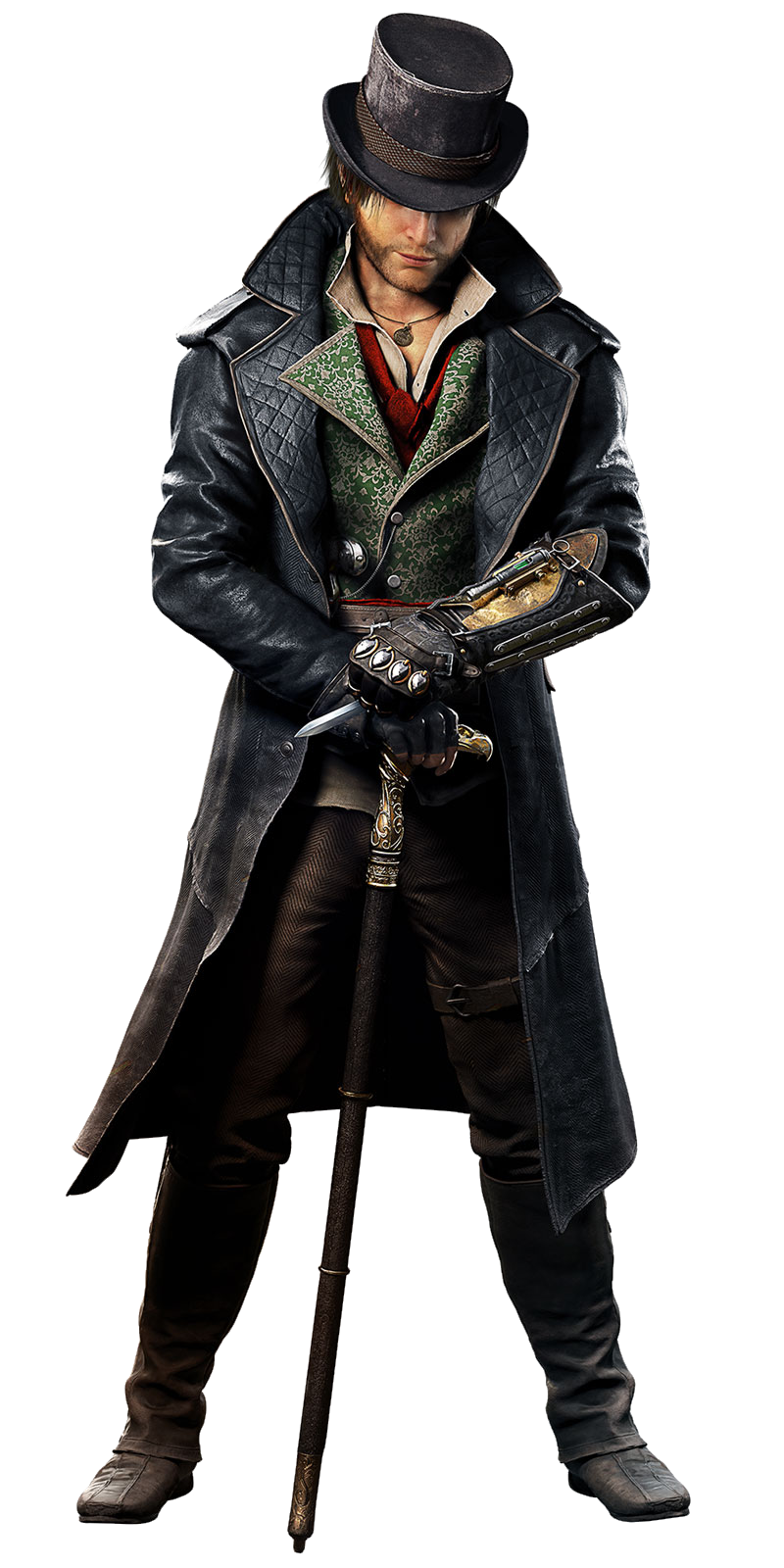ACS Jacob Frye.png - Assassin Creed Syndicate PNG