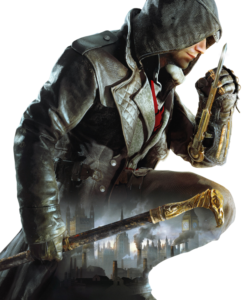 Assassinu0027s Creed: Syndicate by shirazihaa PlusPng.com  - Assassin Creed Syndicate PNG
