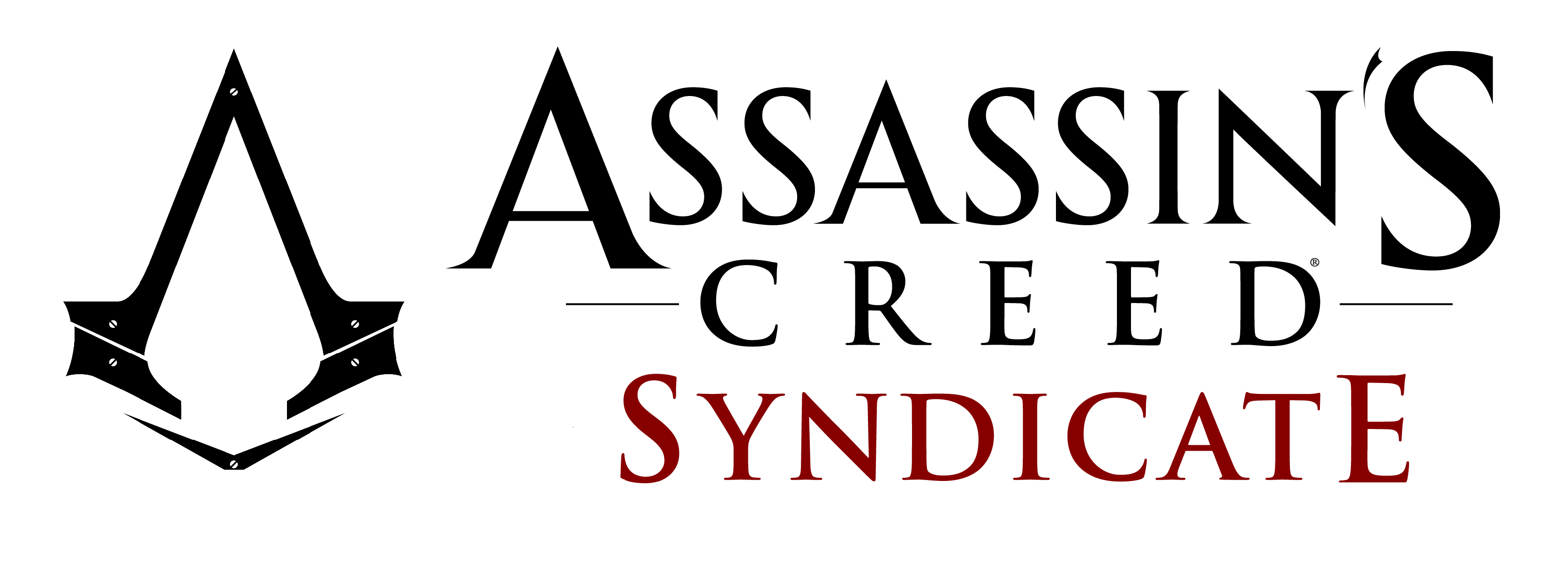 Assassin-s_Creed_Syndicate logo slim - Assassin Creed Syndicate PNG