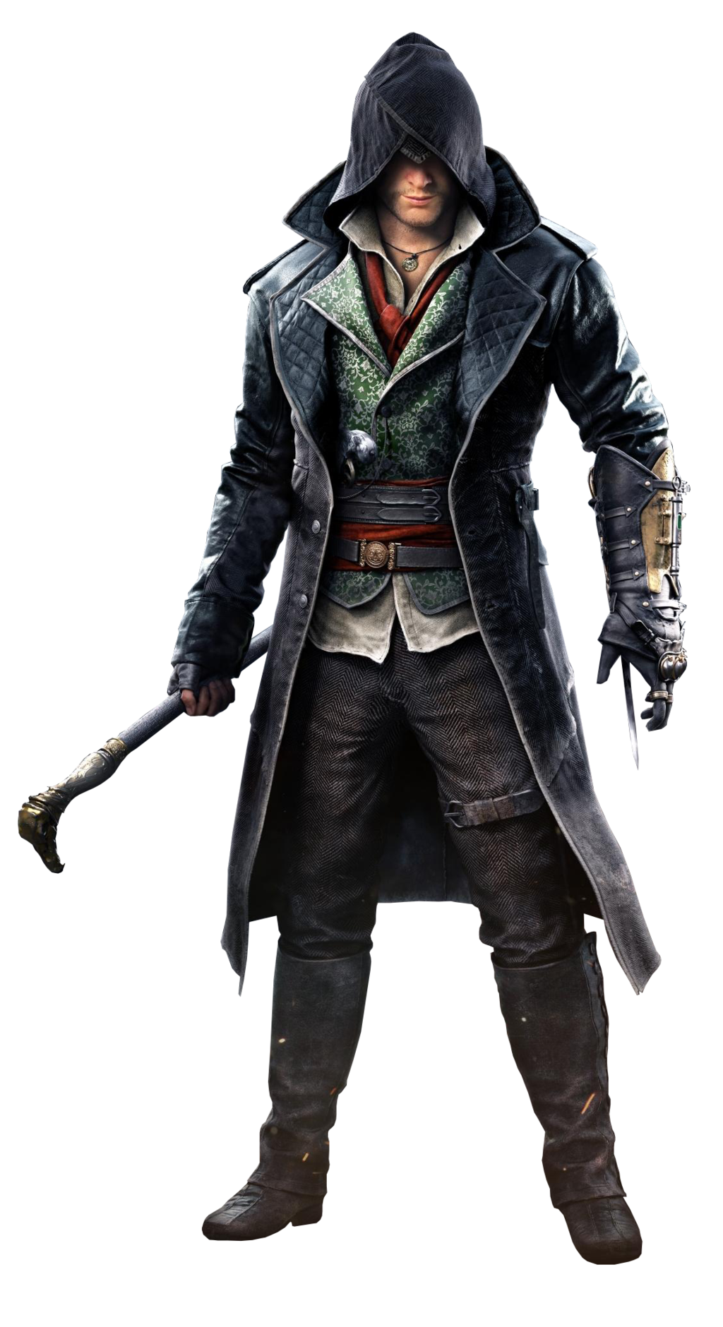 Assassin Creed Syndicate PNG-
